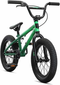 Mongoose Legion Sidewalk Freestyle BMX Bike for Kids, Children and Beginner-Level Riders