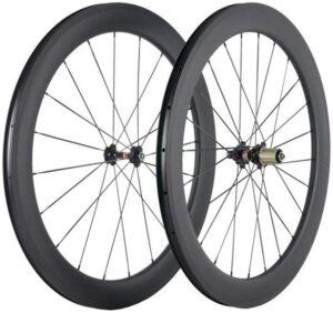 SunRise Bike Carbon Wheels 60mm