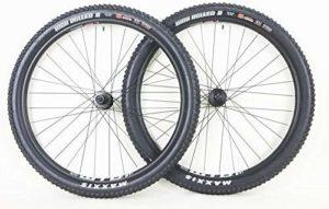 WTB 29 inch ST i25 Disc Brake TCS Wheel Set Tubeless Ready Maxxis High Roller 29 x 2.30 Tires Tubes