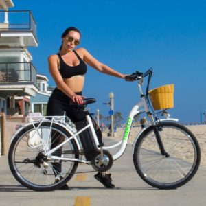 best bike for plus-sized ladies