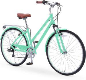 sixthreezero Pave n' Trail Women's 7-Speed Hybrid Bike