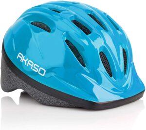 AKASO Kids Bike Helmet, Multi-Sport Toddler Helmet for Cycling Skateboard Scooter, Adjustable Child Helmet for Age 1-8