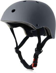 Kids Bike Helmet, Adjustable and Multi-Sport, from Toddler to Youth, 3 Sizes