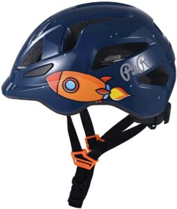 P2R Kids Helmet Ventilation Adjustable Toddler Helmet Boys Girls Multi Sports Safety Cycling Skating Scooter and Other Outdoor Activities Helmet