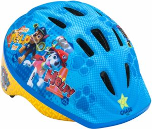 Paw Patrol Toddler and Best Bike Helmets for Toddlers