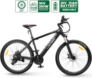 HOTEBIKE 36V 350w Ebike Electric Bike