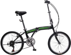 IDS unYOUsual Folding Bike Lightweight Aluminum Frame