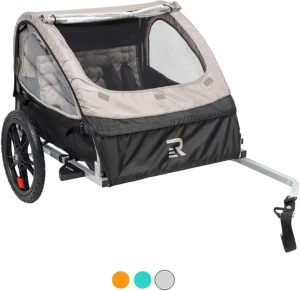 Retrospec Rover Kids Bicycle Trailer Single