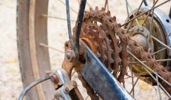 How to Remove Rust from Bike Chain
