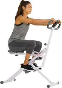 EFITMENT Rower-Ride Exercise Trainer for Total Body Workout