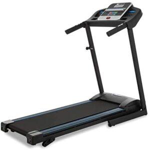 TR150 Folding Treadmill Black